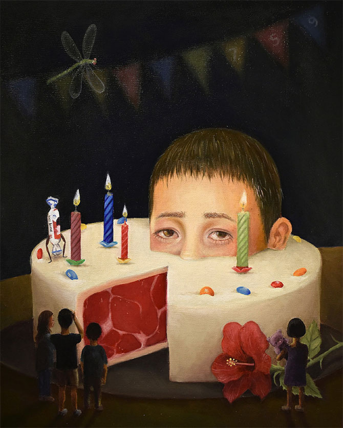 Sad Birthday Party-2017